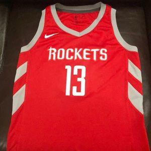 NBA Harden Rockets Youth Jersey